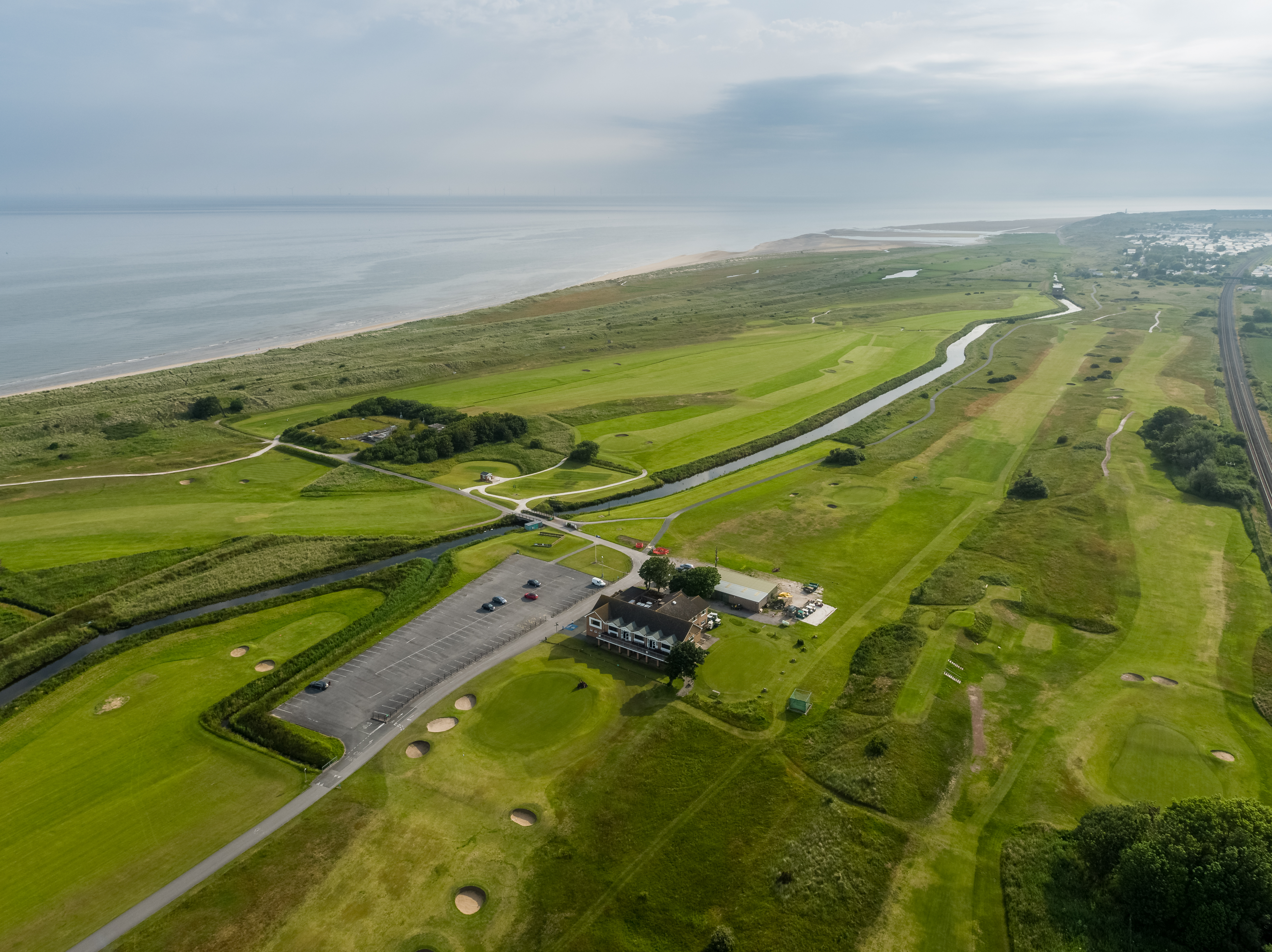 Prestatyn_Golf_Club_Drone-0067